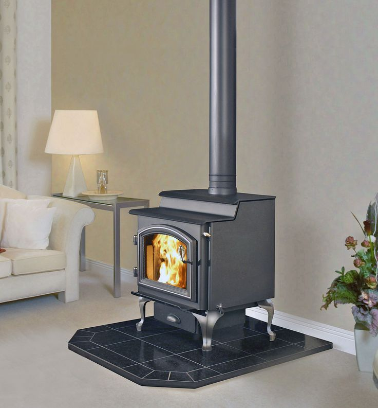 The Quadra-Fire 3100 Step Top wood stove is designed to deliver powerful performance in an attractive step-top design. Featuring durable construction and easy operation, the 3100 Step-Top is a great option for any home.