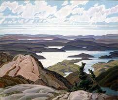 Northern Tundra - Franklin Carmichael