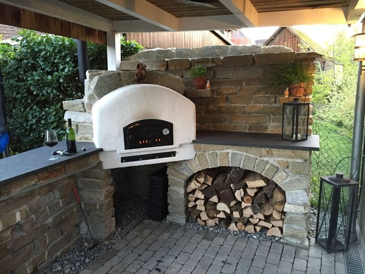 1920 best pizza--ofen images on Pinterest Outdoor cooking - pizzaofen grill bausatz