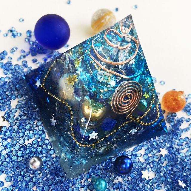 オルゴナイト/小宇宙