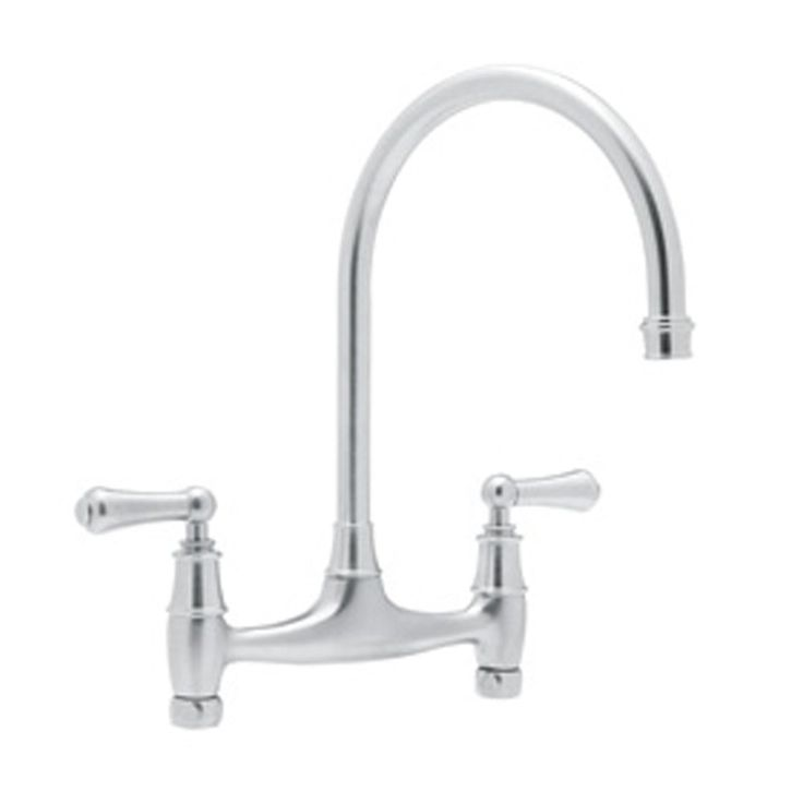 rohl perrin and rowe bridge kitchen faucet atg stores beautiful leaking faucets pull out