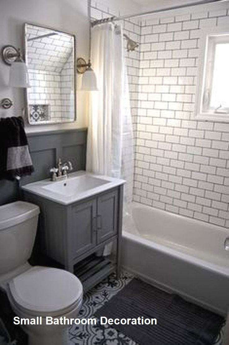 Small Bathroom Design Ideas In 2020 Budget Bathroom Remodel Small Bathroom Remodel Bathrooms Remodel