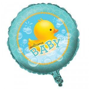 Köp Baby Badanka Folieballong hos Partytajm