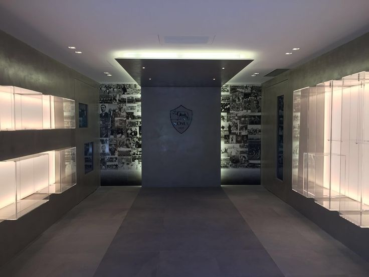 Office _ VIP Area #asroma #design #ikonos #trigoria