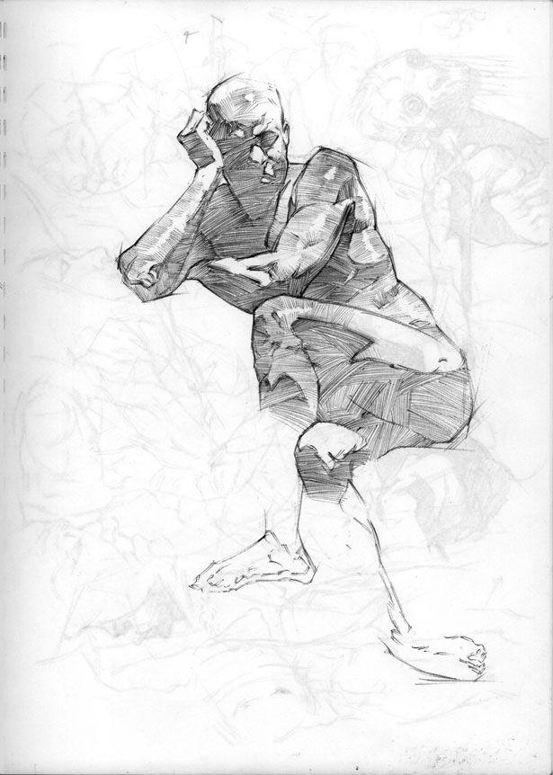 Traditional Studies. Ryan Lang (portfolio)