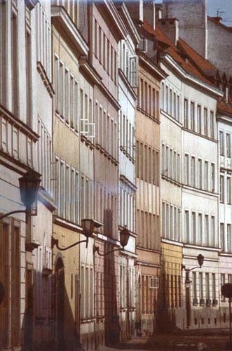 Franco Fontana, Varsavia, 1976