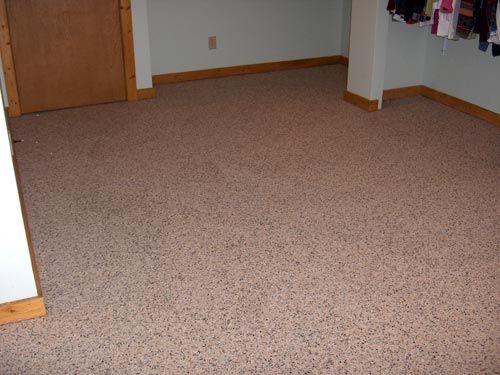 Epoxy Basement Floor Diy : Best diy epoxy floor images on pinterest cement