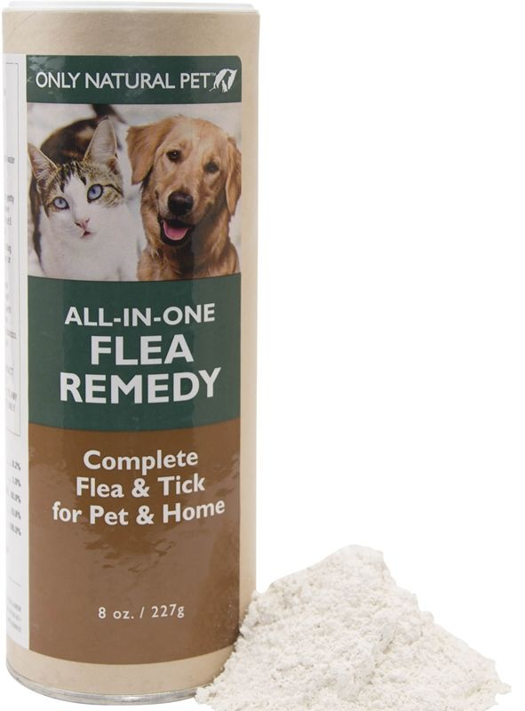 how to keep flies off dogs home remedy