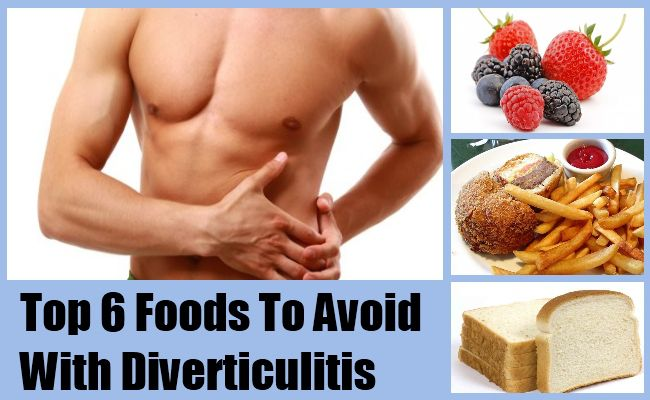 Diverticulosis Food Recipes
