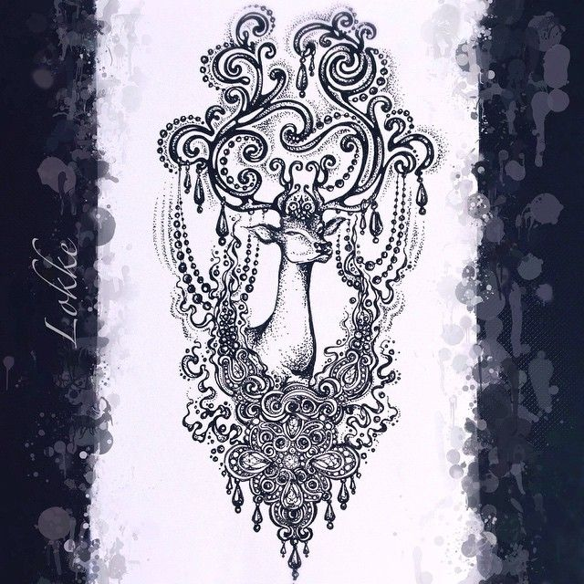 #art #artist #artwork #graphic #draw #paint #penandink #illustration #deer #paper #ink #tattoopins #topcreator #tattoo #wowtattoo #рисунок #ярисую #арт #графика #олень #тату #татуировка #эскиз #набросок