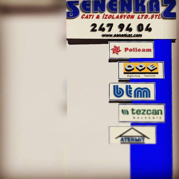 Şen Enkaz Hizmetinizde ✋���� Çatı#kaplama#ısı#yalıtım#su#yalıtımı#polikarbon#membran#cephe#ara#bölme#pvc#ışıklı#ürünler#galvaniz#saç#ürünleri#su#depoları#yağmur#oluk#sistemleri# ��������✔✴ Web Sitesi için : ��www.senenkaz.com �� http://turkrazzi.com/ipost/1523937585021692047/?code=BUmHSjPFaiP
