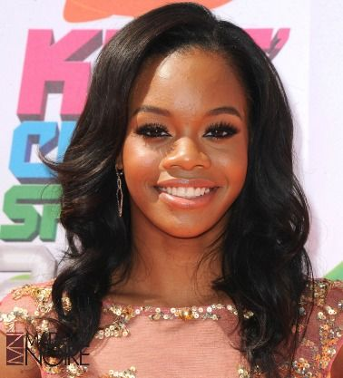 20-year-old Olympic champion Gabrielle Douglas kicked off the Olympic year with a big win under her belt on Saturday March 5th