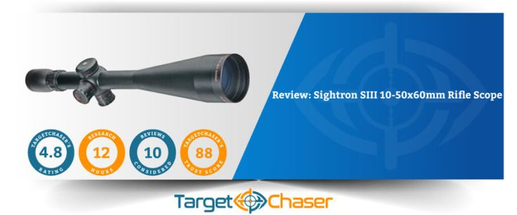 Sightron Siii 10 50x60 Review Budget Friendly Long Range Scope In 2021 Budget Friendly Scope 10 Things
