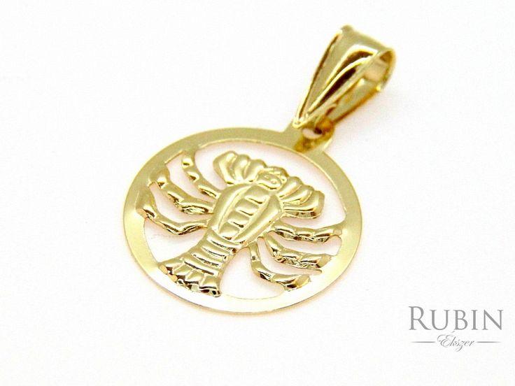Rák horoszkóp arany medál
