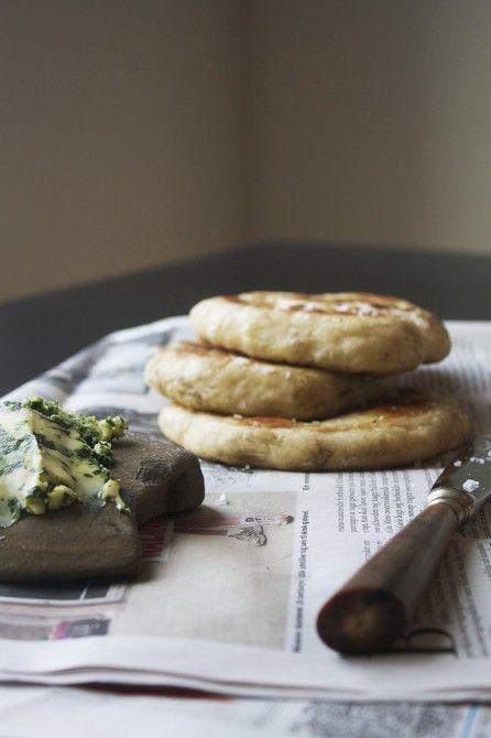 Fermenteret kartoffel-pandebrød // ferment potato pan bread