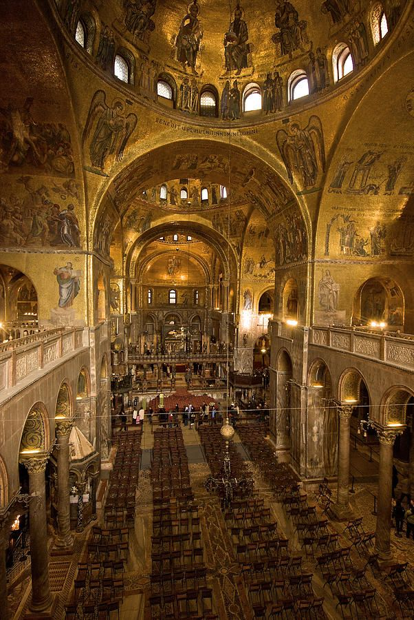 17 best images about basilica di san marco on pinterest for Interno basilica san marco