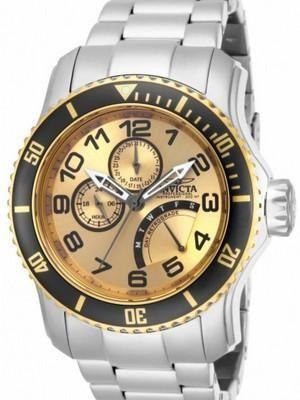 Invicta Pro Diver Multi-Function Quartz 300M 15337 Mens Watch