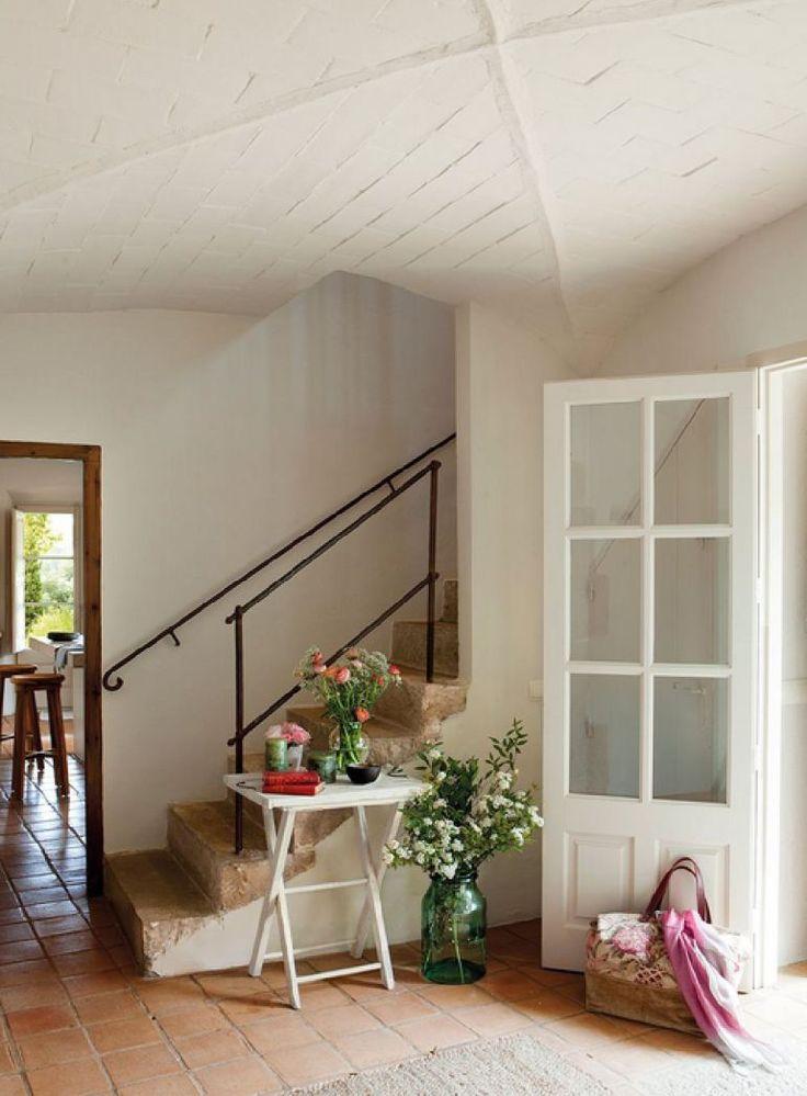 adelaparvu.com despre casa rustica catalana cu interior elegant decorat, design interior Gemma Mateos, Foto ElMueble (4)