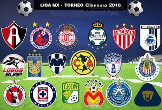 Blog de palma2mex : Liga MX – Jornada 1 – Juegos y Resultados