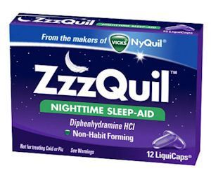 Free ZzzQuil Nighttime Sleep-Aid LiquiCaps - http://www.momscouponbinder.com/free-zzzquil-nighttime-sleep-aid-liquicaps/