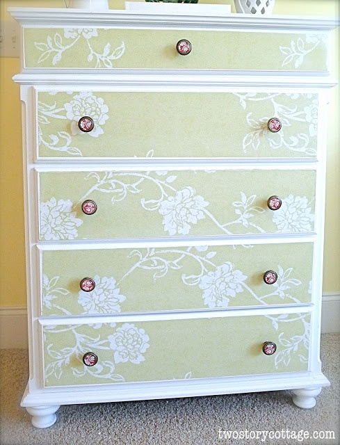 Wallpaper Dresser Tutorial Complete With Don'ts