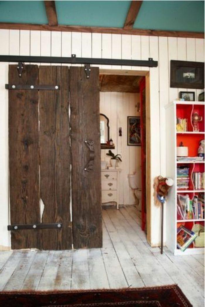 les 25 meilleures id es de la cat gorie porte interieur. Black Bedroom Furniture Sets. Home Design Ideas
