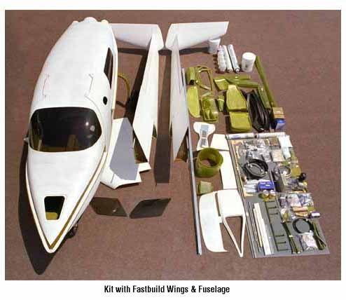 Velocity Aircraft fast-build kit