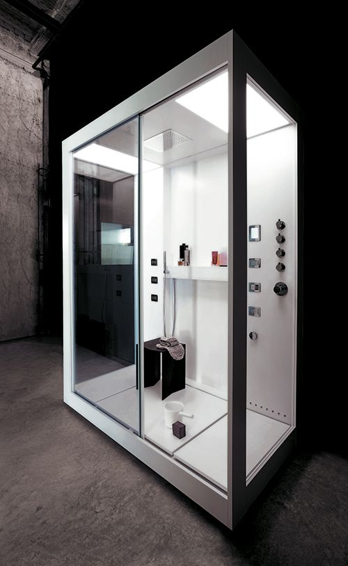 Aluminium Shower Cabin Avec By Kos Awesome Ideas