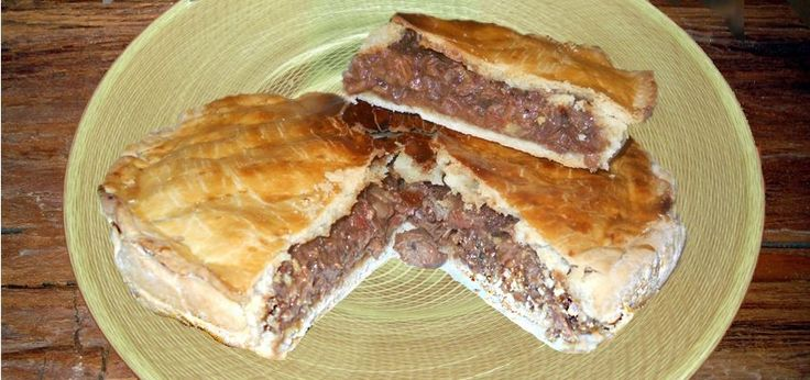 [Il trono di spade] Beef and bacon pie