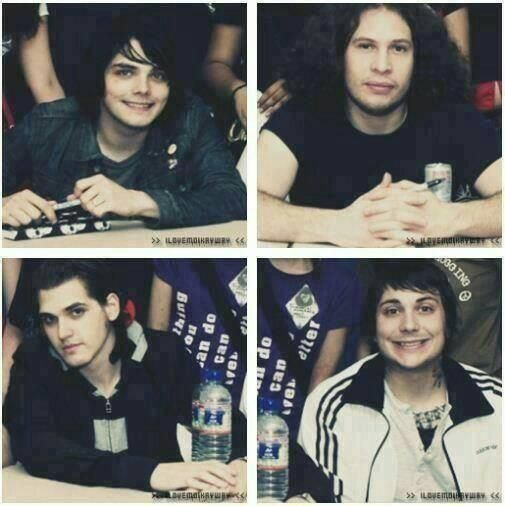 my mother sees them as the most satanic people but look at them they're all adorable cinnamon rolls
