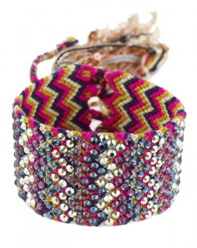 Silvia Tcherassi, Double Wayuu Bracelet