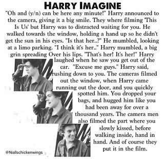 That would be so cool and wired to be in the this is us movie<<<< while you're thinking about that, I'm imagining being Harry's girlfriend...but that would be awesome