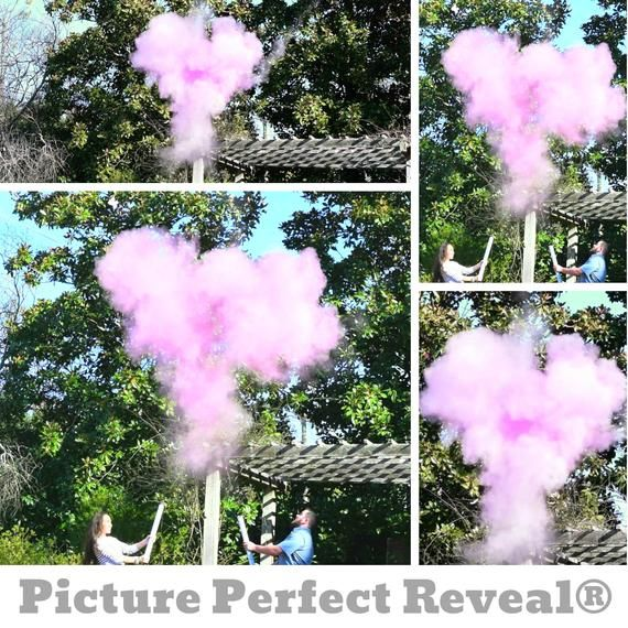 Smoke Cannons 24 Inch Powder Cannon Gender Reveal Smoke Etsy Gender Reveal Smoke Confetti Gender Reveal Confetti Cannon Gender Reveal