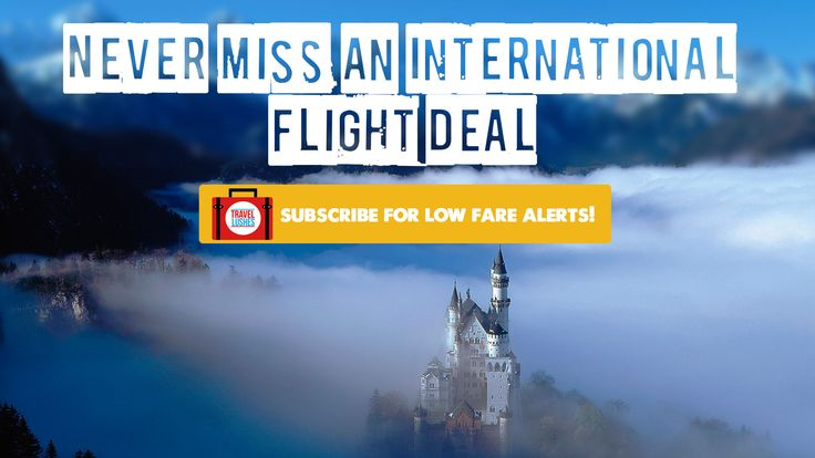 Low Airfare Alerts!