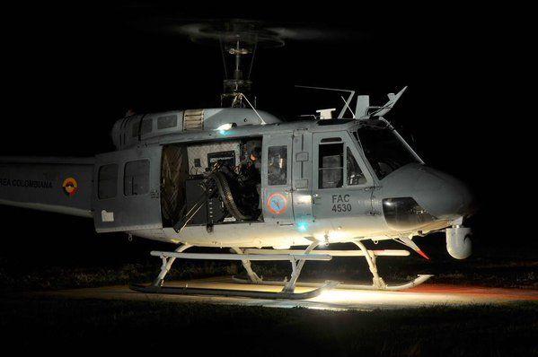 Helicópteros artillados y de asalto de la Fuerza Aérea de Colombia - Página 100 - América Militar