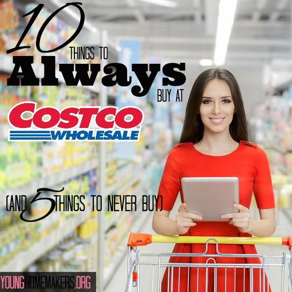 Costco Can Save You A Lot Of Money If You Know How To Make