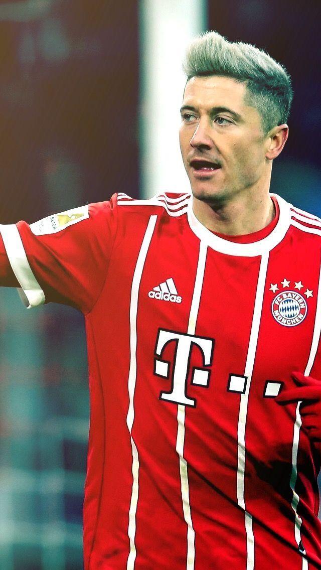 Lewandowski Lewy Lewandowski Robert Lewandowski I Fc Bayern