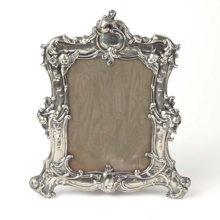 10 Best Picture Frames Images On Pinterest Antique Antiques And