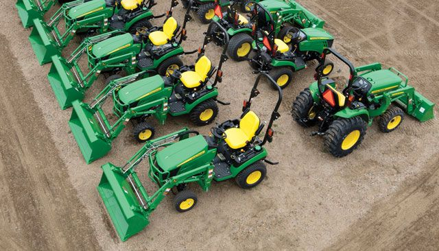 5 Tips for Buying A Used Compact Tractor #construction #compact