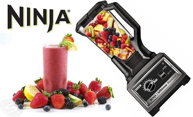 Soft Drinks In Nutri Ninja