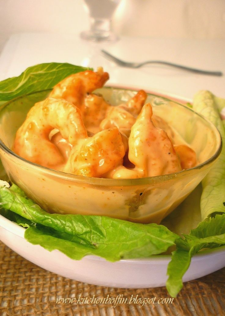 Kitchen Boffin: P.F. Chang's Dynamite Shrimp (Copy cat Recipe)