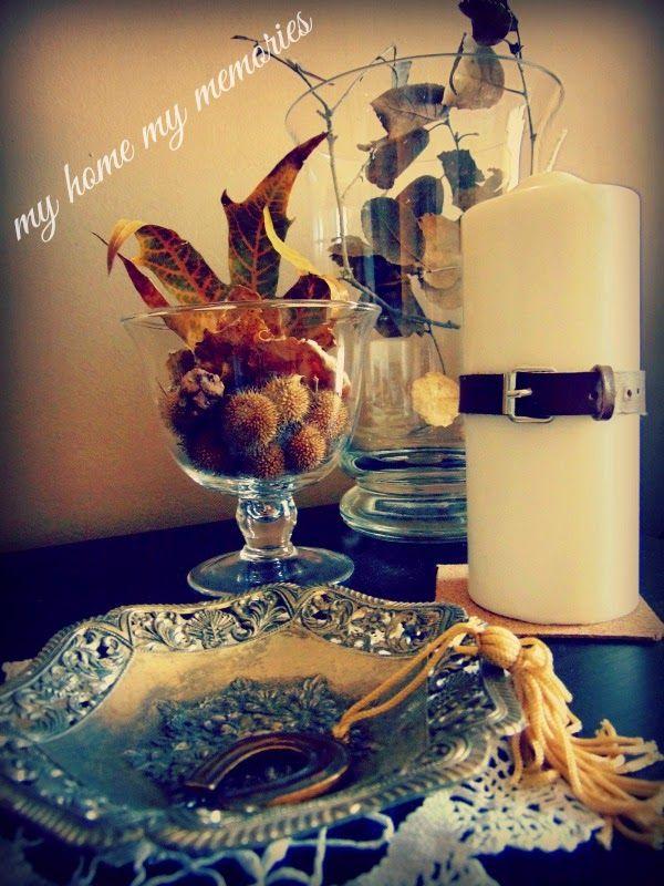 My home My memories: Decor-Φθινοπωρινή ή χειμωνιάτικη διακόσμηση?