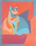 Saskia Leek. A muted palette but effective.