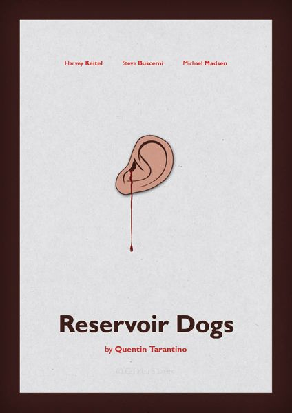 25 best ideas about Reservoir Dogs Poster – Found Dog Poster Template