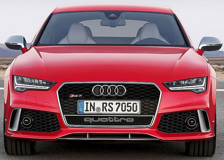 Audi A7 sportback S e RS 2015 la gamma coupè si rinnova