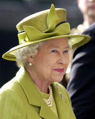 Queen Elizabeth, October 14, 2004 in Philip Somerville   Royal Hats