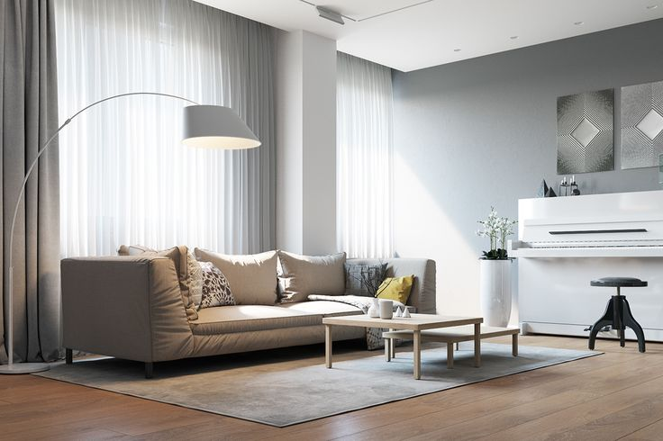 Сozy minimalism on Behance