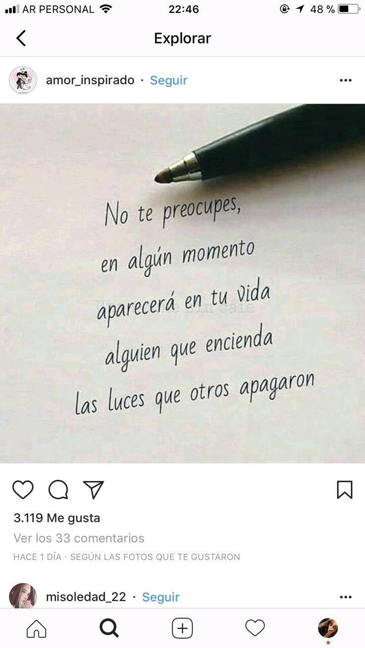 Pin De Rosi Coelho Em Espanhol Frases De Amor Frases E Textos