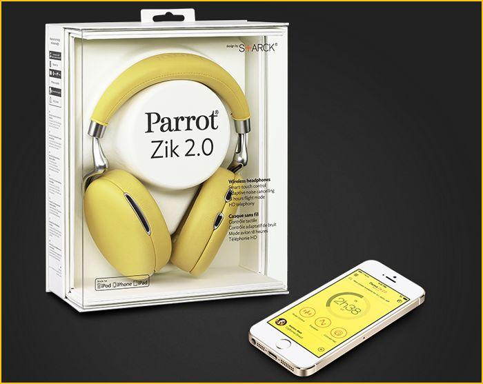 Unboxing Parrot Zik 2.0 #parrot #zik2 #zik2.0 #casque #bluetooth