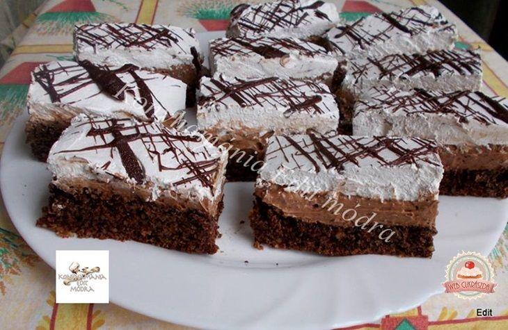 Tere-fere krémes sütemény